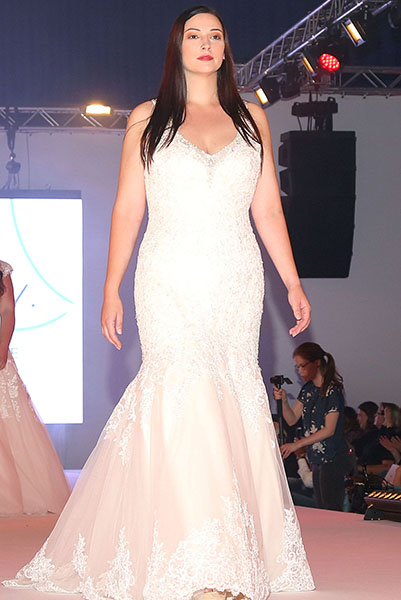 Plus Size Fashion Days 2017 mit Gala im Cruise Center Hafencity Hamburg am 29.09.2017